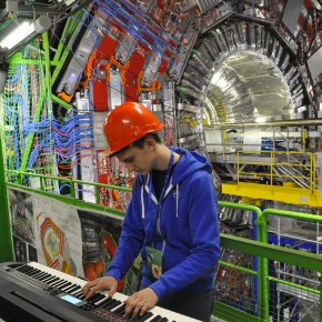 Cultural Collisions @CERN